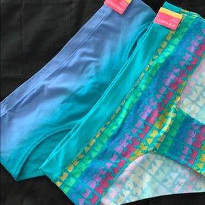 Other - Xhilaration Panties Set of 2 Medium